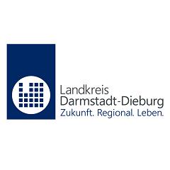 Kreisverwaltung des Landkreises Darmstadt-Dieburg Logo