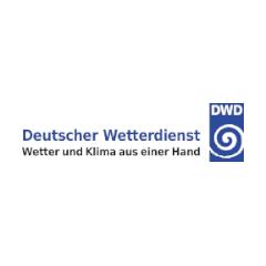 Deutscher Wetterdienst (DWD) Logo